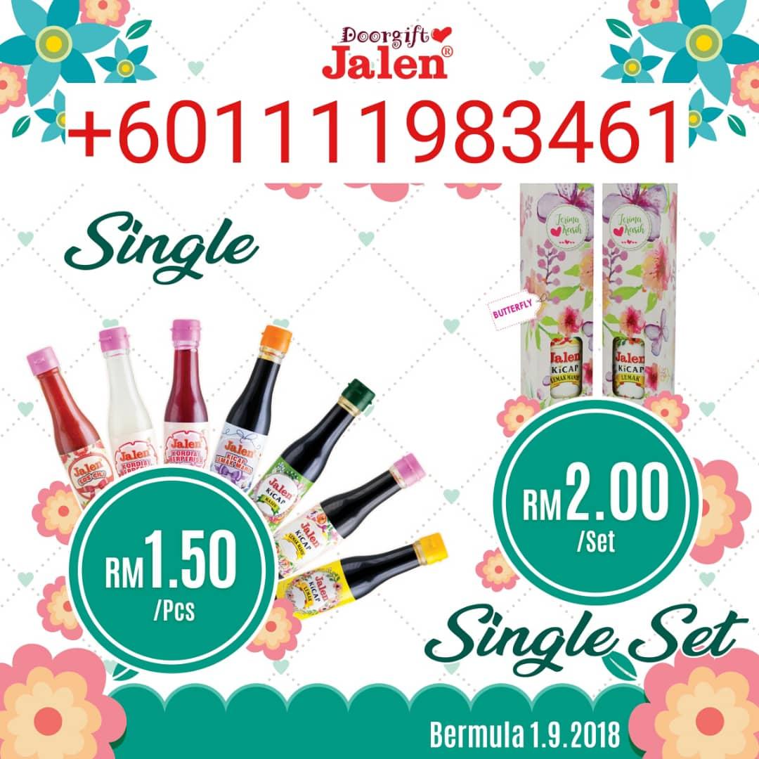 Door Gift Jalen | Door Gift Termurah +601111983461