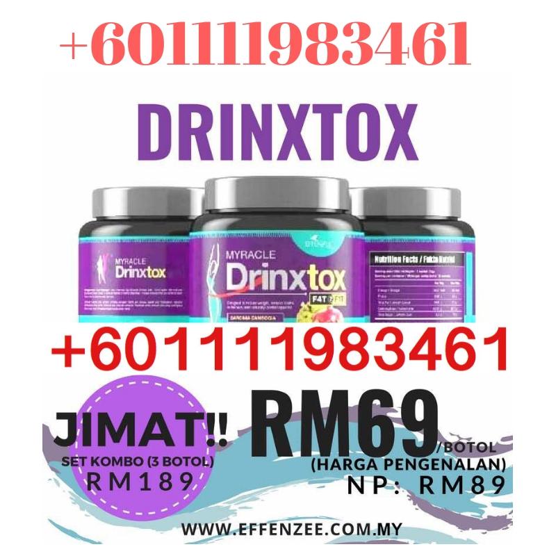produk kurus yang berkesan Effenzee Myracle +601111983461