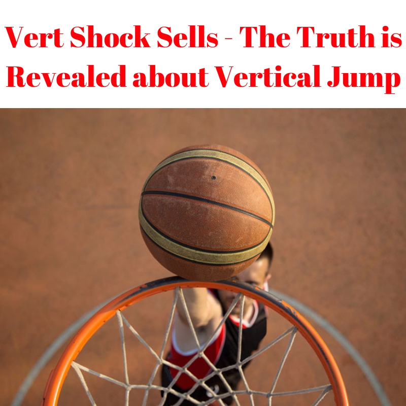 Vert Shock how to increase vertical jump to dunk