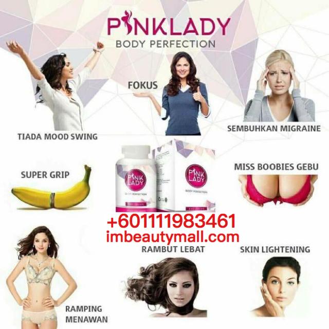 Suplemen hormon wanita lulus kkm pink lady +601111983461