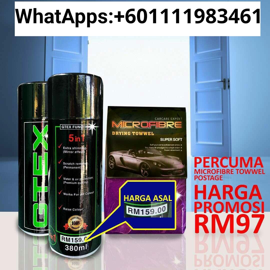 Tips hilangkan calar kereta +601111983461