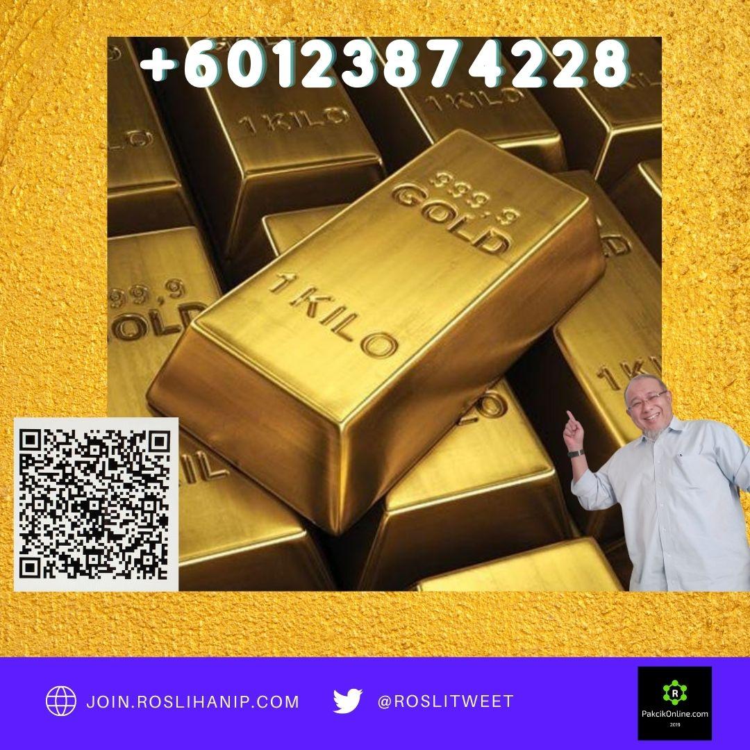 0123874228 Bullion Gold Malaysia