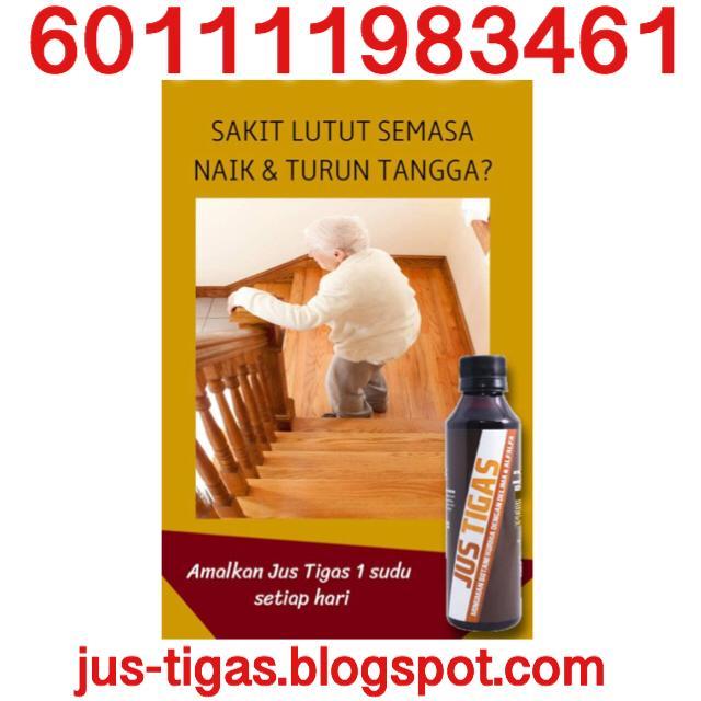 ubat sakit lutut paling mujarab jus tigas 601111983461