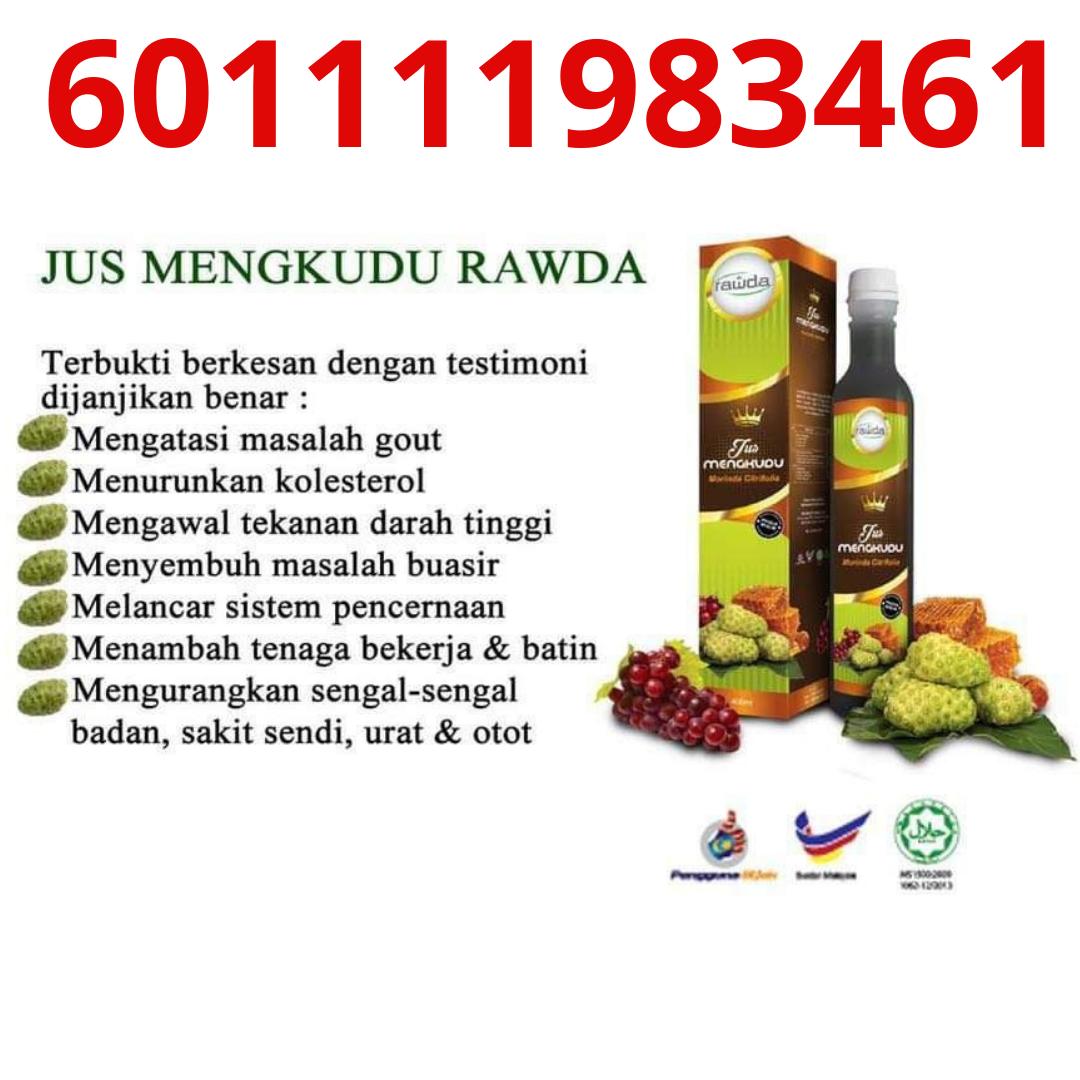 Jus Mengkudu Rawda Perak 601111983461