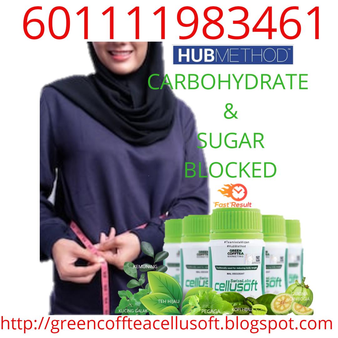 Ubat bakar lemak green cofftea cellusoft 601111983461