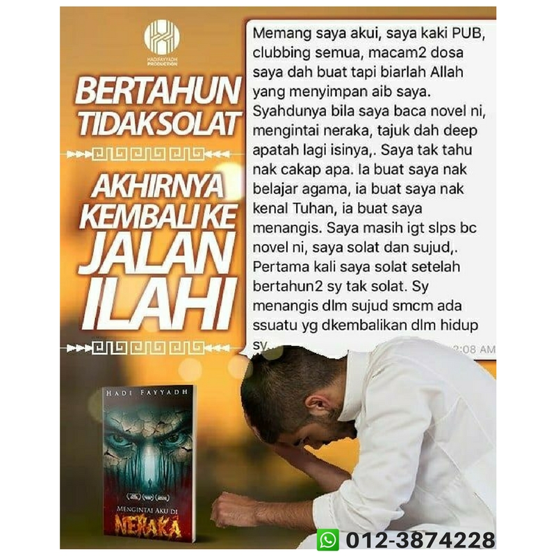 novel hebat 2018