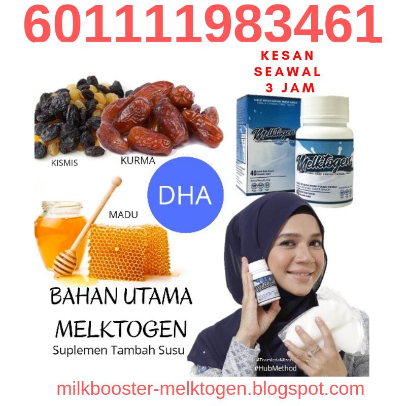 testimoni milk booster melktogen 601111983461