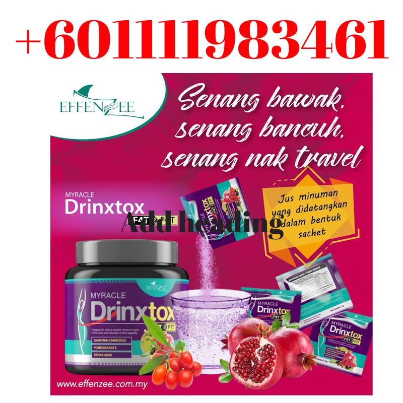 tanda usus kotor atasi dengan Drinxtox Pasti OK+601111983461