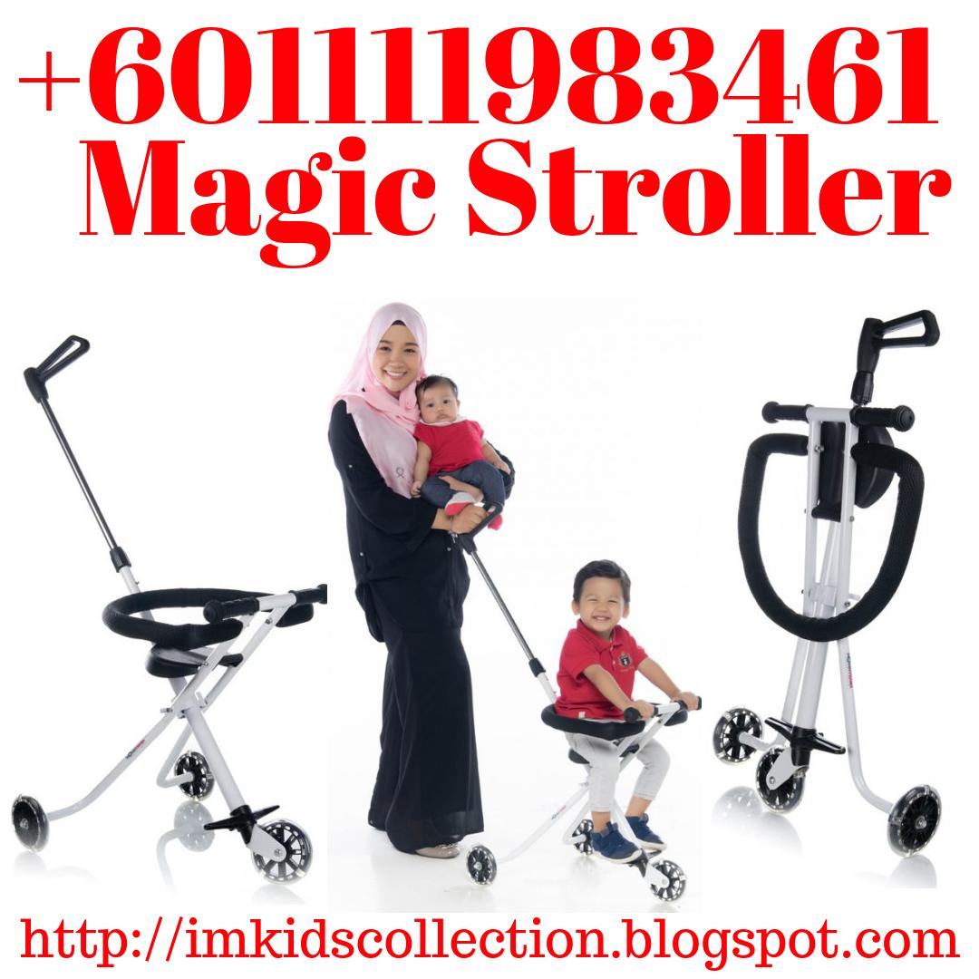 magic stroller mommy hana   murah   berkualiti 601111983461