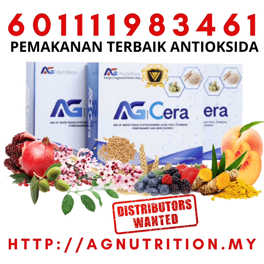 AG CERA NUTRITION SINGAPORE TRUSTED SELLER 601111983461