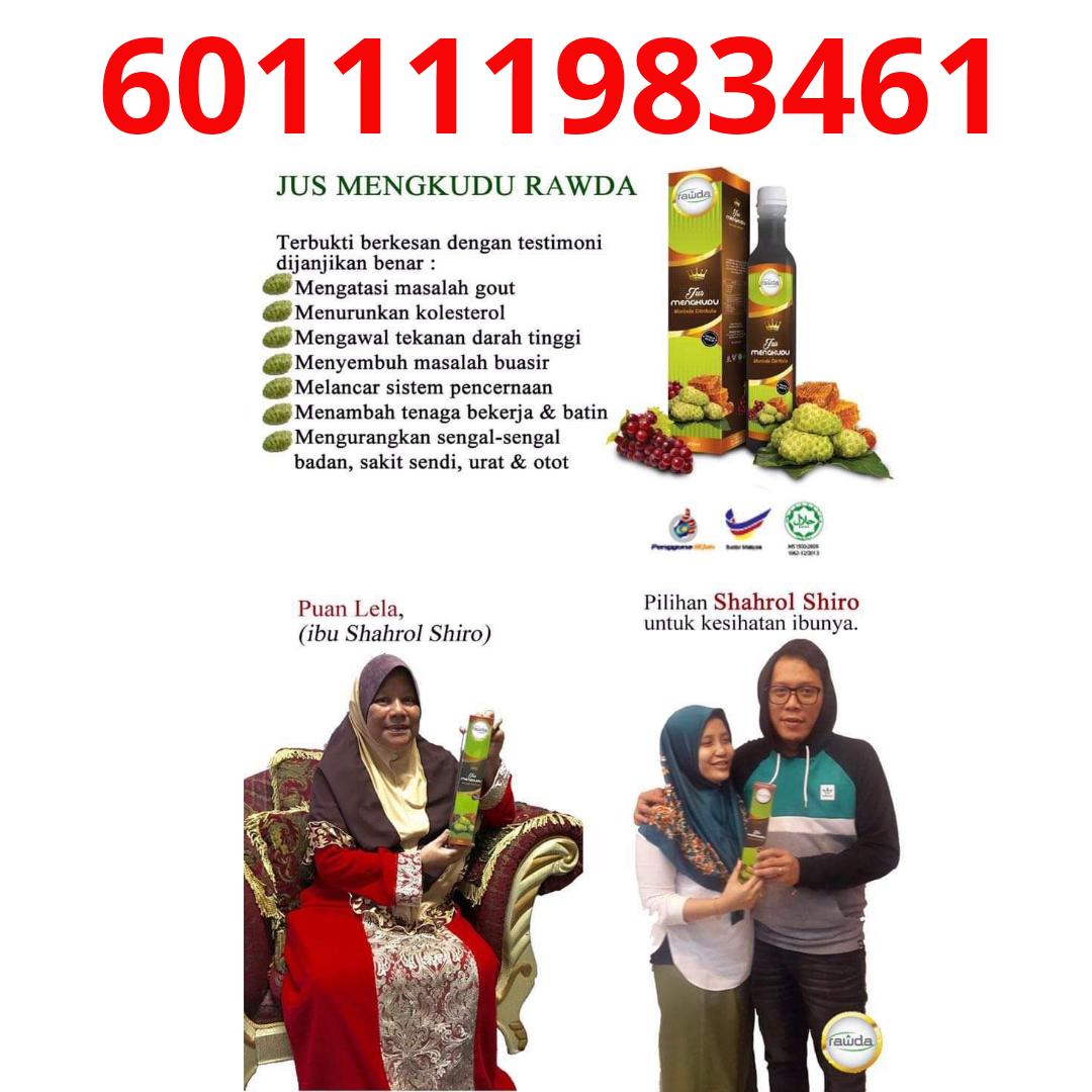 Jus mengkudu rawda 601111983461