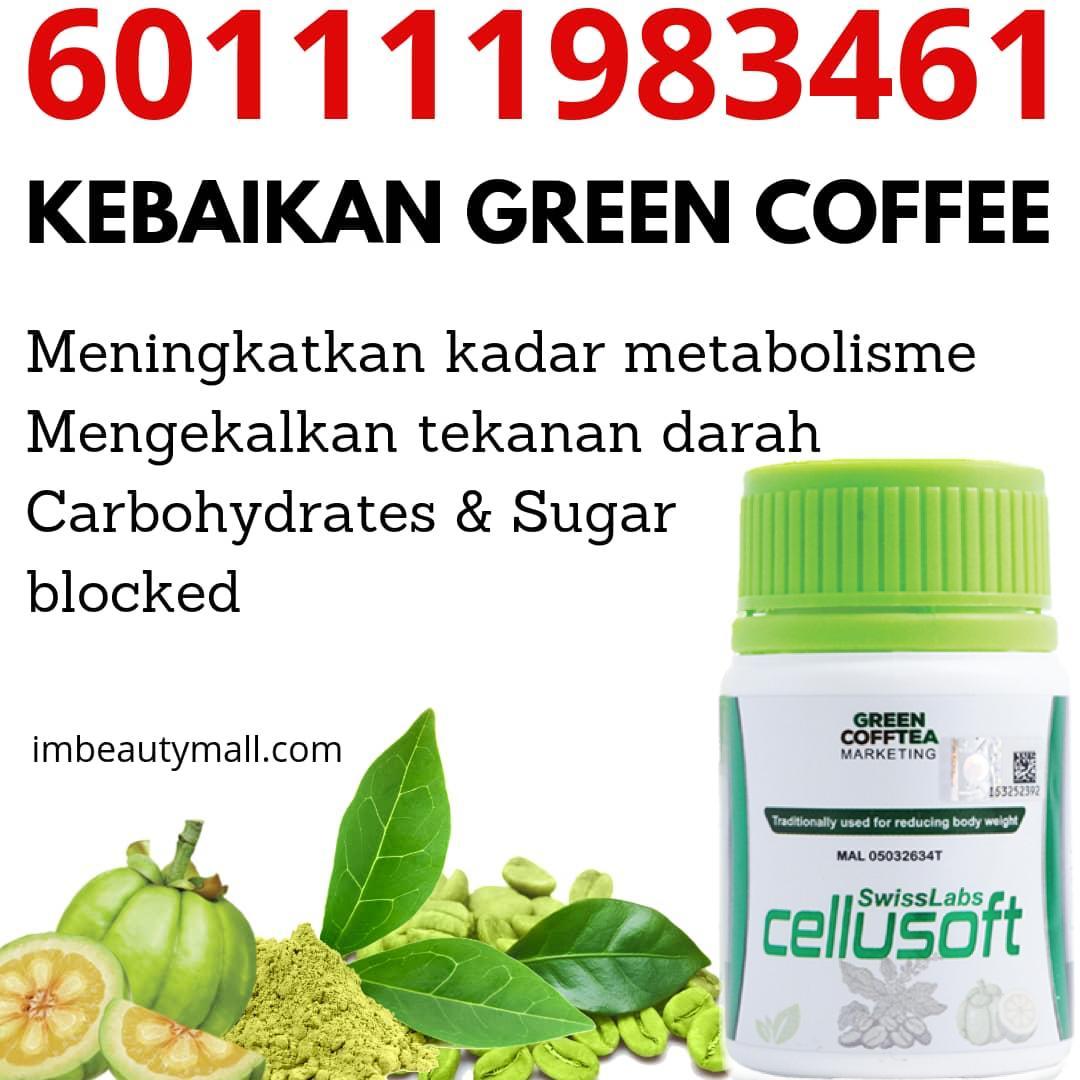 Green coffee tea ipoh 601111983461