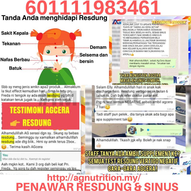 PENAWAR RESDUNG PALING BERKESAN AG CERA 601111983461