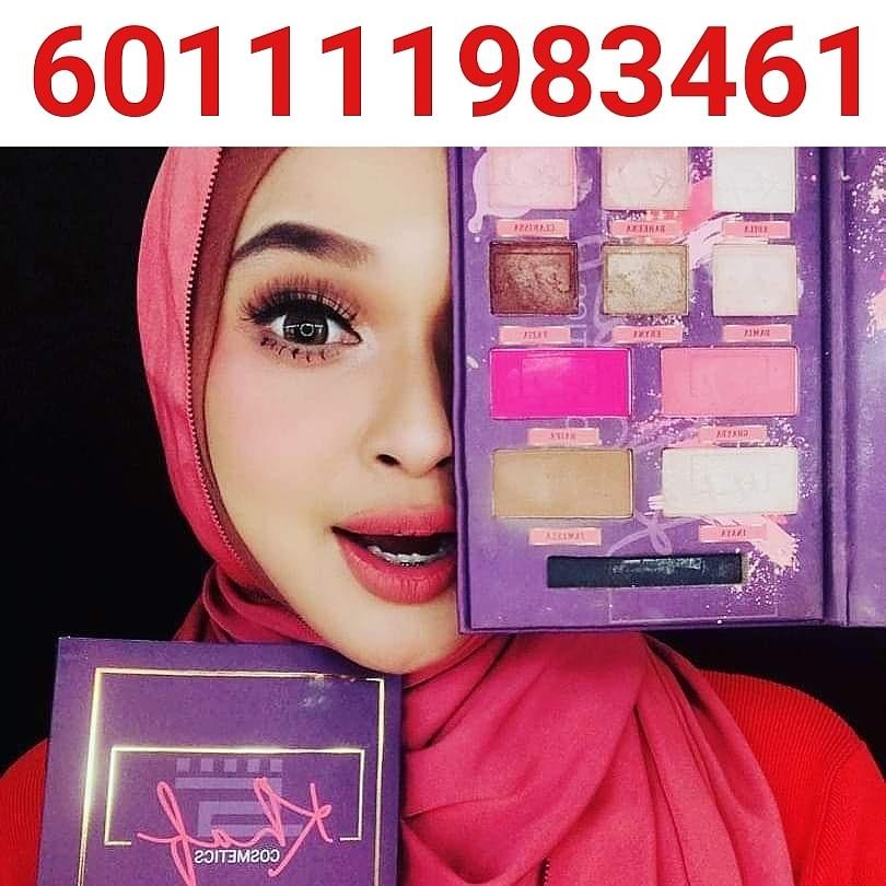 eyeshadow khaf cosmetics 601111983461