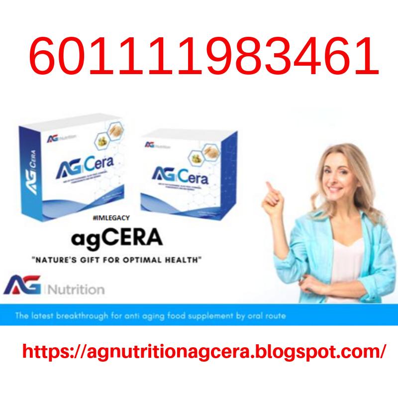 AG NUTRITION MALAYSIA 601111983461