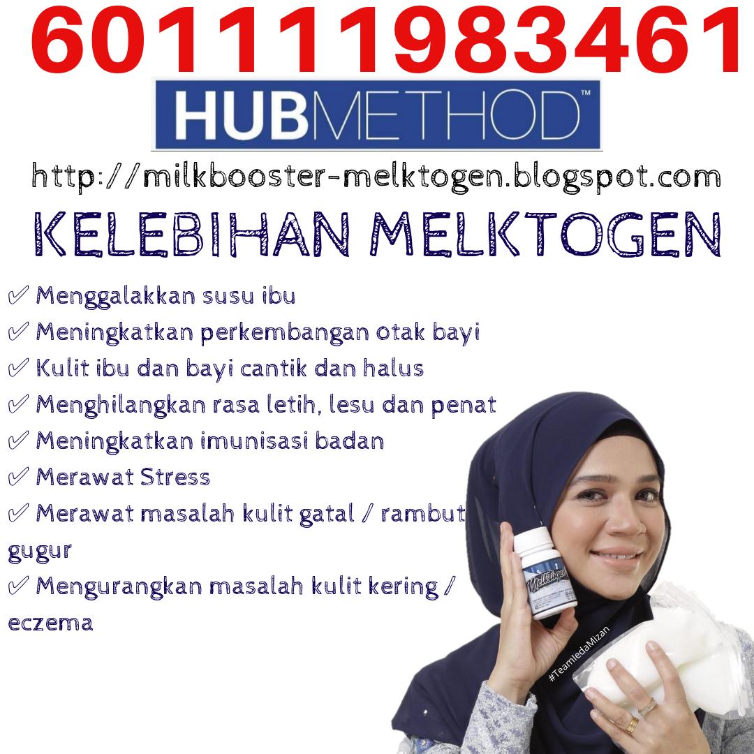 Suplemen tambah susu Milkbooster Melktogen 601111983461