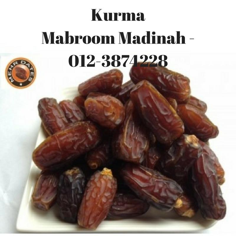 Pengimport Pengedar Tamar dan Makanan Sunnah Malaysia