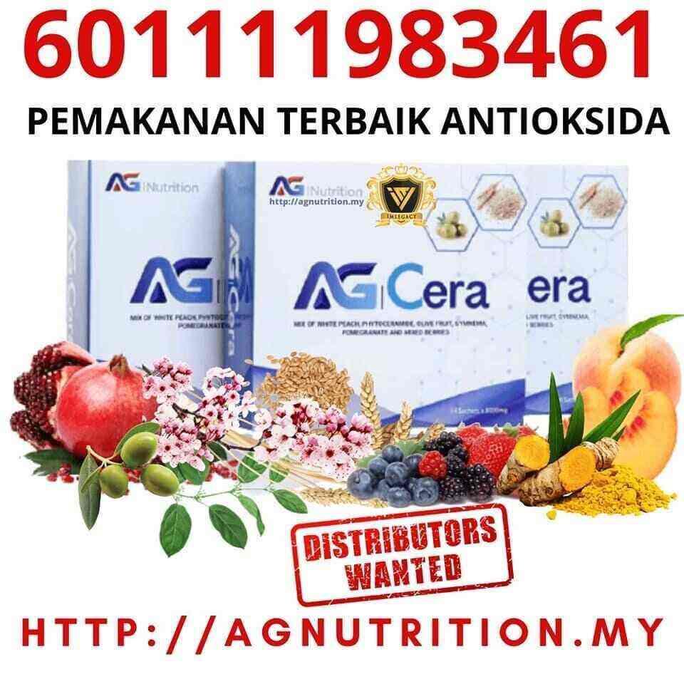 AG NUTRITION AG CERA WHATAPPS 601111983461