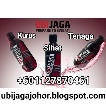 UBI JAGA | KURUS | TENAGA | LELAKI | SIHAT